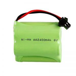 镍氢可充电电池AA2400 6V