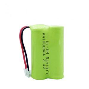镍氢可充电电池AA1800mAh 2.4V