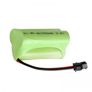 镍氢可充电电池AA2400 3.6V