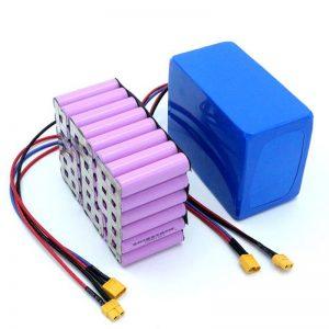 工厂价格18650电池大功率12V可充电锂离子锂电池出售