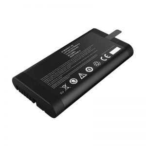 14.4V 6600mAh 18650锂离子电池松下电池,用于带有SMBUS通信端口的网络测试仪