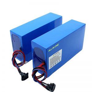 多合一电池13S7P 18650 48v 20.3ah电动自行车电池