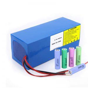 锂电池18650 72V 20Ah低自放电率18650 72v 20ah电动摩托车锂电池组