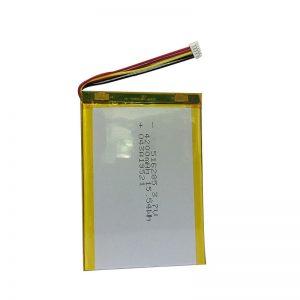 516285 3.7V 4200mAh智能家居仪器聚合物锂电池