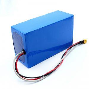 锂可充电36V 10Ah Li-on 18650电动滑板电池组