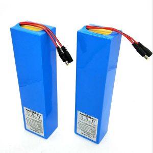 中国工厂电动踏板车锂电池组36V 60V 10AH 40AH