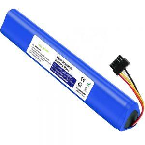 用于Neato Botvac系列和D系列机器人真空吸尘器945-0129的4000mAh 12V NiMh更换电池