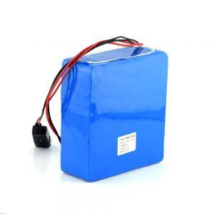 48V 15Ah 20Ah可充电锂离子电池组48伏电动踏板车自行车电池