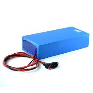 电动踏板车48v 20ah锂电池组48v 1000w电动自行车电池