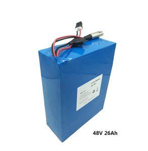 Etwow电动踏板车电动摩托车石墨烯电池48v26ah锂电池48伏锂电池制造商