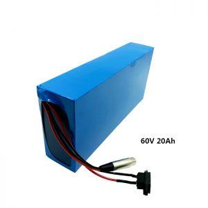定制充电电池组60v 20ah EV电池锂
