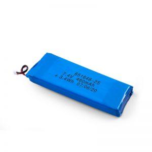 LiPO充电电池651648 3.7V 460mAh / 3.7V 920mAH / 7.4V 460mAH