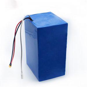多合一电动踏板车摩托车车用72V 30Ah锂电池电瓶