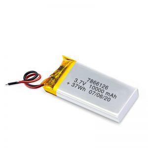 LiPO可充电电池7866120 3.7V 10000mAh / 3.7V 20000mAH / 7.4V 10000mAh