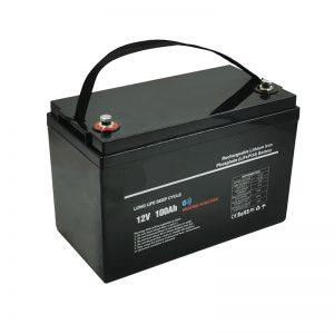 低温LiFePO4 12V 100AH