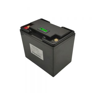 具有自热功能的低温48V 200AH