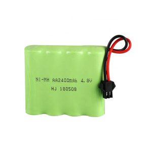 镍氢可充电电池AA2400mAH 4.8V