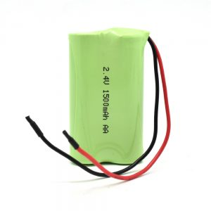 镍氢可充电电池AA1500mAh 2.4V