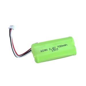 镍氢充电电池AA700 2.4V