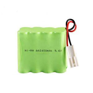 镍氢可充电电池AA2400 9.6V