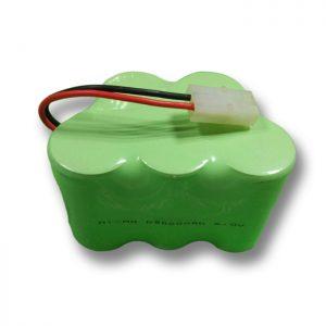 镍氢充电电池D9000mAH 6V