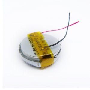 LiPO定制电池1654 3.7V 120mAh