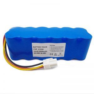 用于navibot SR8750 DJ96-00113C VCA-RBT20的高品质14.4v备用吸尘器电池