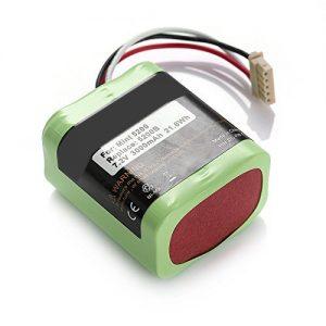 Beston Scooba Mint5200B 7.2V 3Ah更换iRobot吸尘器的镍氢充电电池组